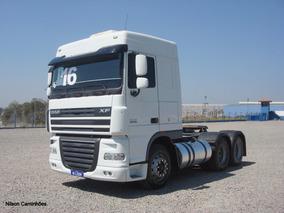 Daf Xf105 460 6x2 Automático - 5006