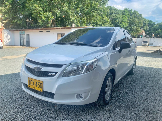 Chevrolet Sail Lt Impecable Full Equipo