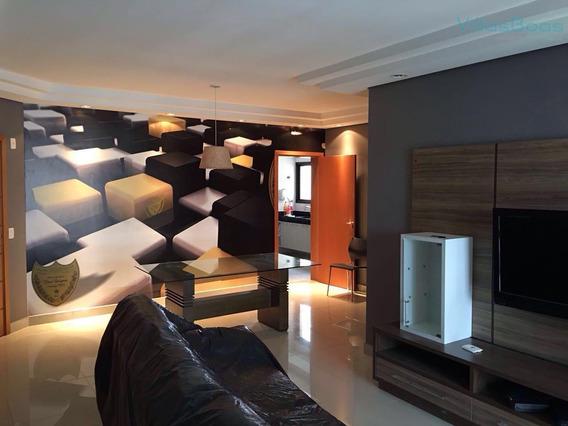 Apartamento Mobiliado - Completo!! - Ap1793