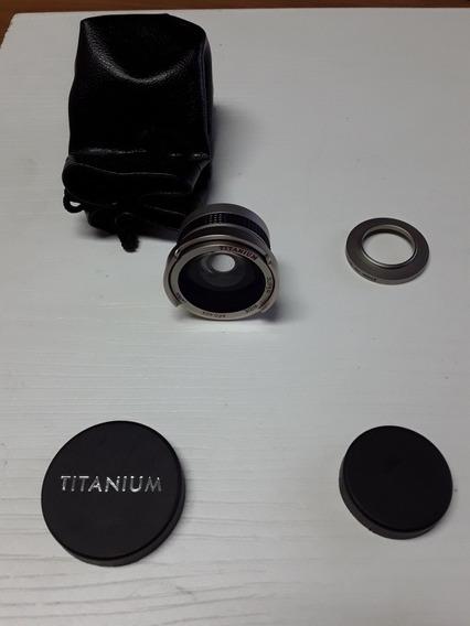 Lente Camara Sony Granangular Titanium Af0.42x 10 Americanos