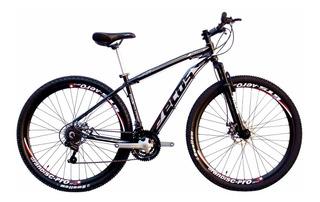 Bicicleta Aro 29 Ecos Touareg Freio A Disco Cambios Shimano