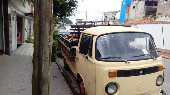 Volkswagen Kombi Carroseria