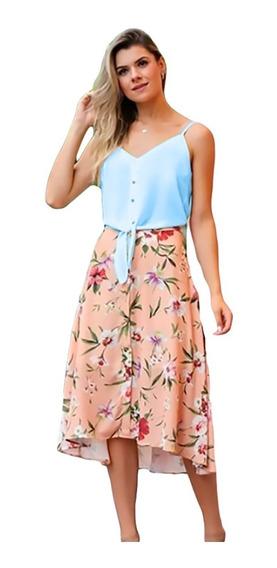 2 Regatas Feminina Roupas Cropped De Amarrar Blusa Camiseta