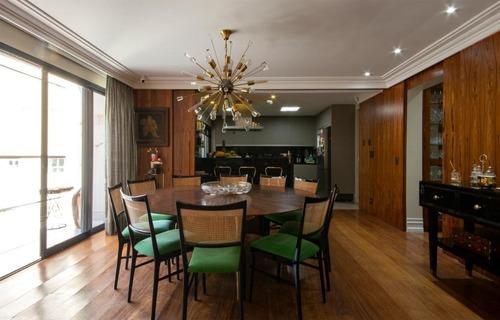 Imagem 1 de 20 de Apartamento Duplex À Venda, 200 M² Por R$ 2.900.000,00 - Vila Progredior - São Paulo/sp - Ad0191