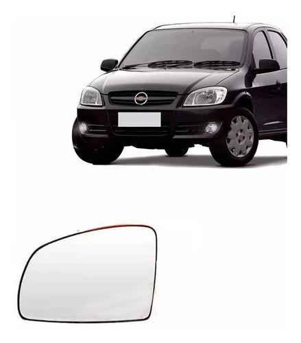 Vidrio Espejo Retrovisor P/ Chevrolet Celta Izquierdo