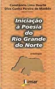 Iniciação À Poesia Do Rio Grande Do Norte