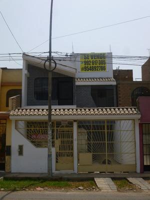 Casa En Venta - Urb. Pro Lima - Distrito De Los Olivos