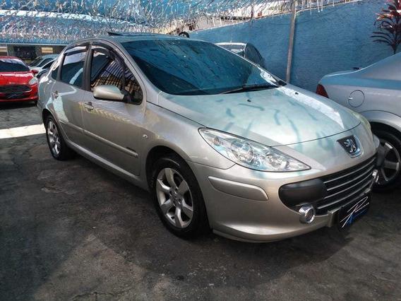 Peugeot 307 Sedan 2.0 Flex Automatico Completo +teto 2009
