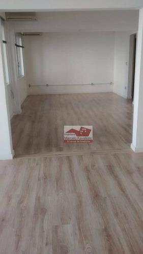 Conjunto Para Alugar, 150 M² Por R$ 3.900,00/mês - Bela Vista - São Paulo/sp - Cj0074