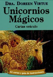 Cartas Adivinatorias Unicornios Mágicos - Dra. Doreen Vitue