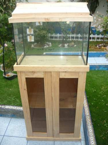Acuario +mueble