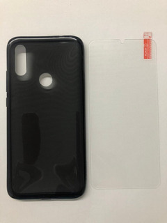 Capa Capinha Anti Shock Xiaomi Redmi7 + Pelicula Vidro