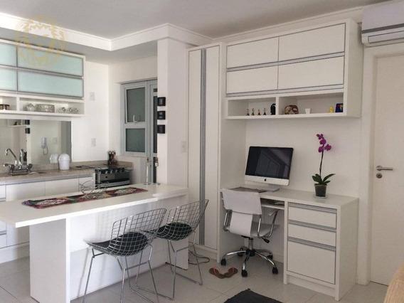 Loft Com 1 Dormitório Para Alugar, 54 M² Por R$ 2.400/mês - Rio Tavares - Florianópolis/sc - Lf0014