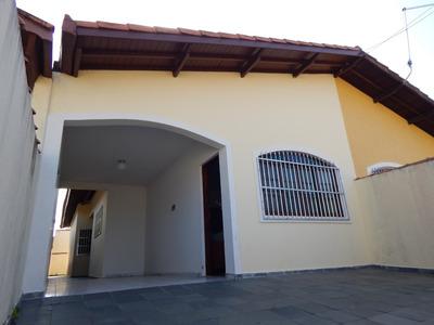 Casa Térrea À Venda Na Nova Peruíbe