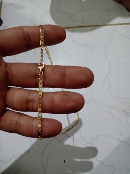 Cordão De Ouro Italiano 10g