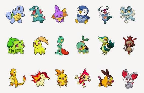 2 Pokémons Shinys Originais Da 6° Geração + Nature Desejada