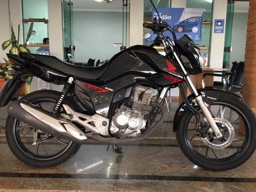 Imagem 1 de 7 de Honda Fan 160 Baixo Km