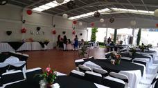 Salón Terraza Jardín En Aragón Ecatepec