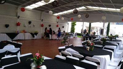 Terraza Para Eventos Df Servicio De Salones Jardines Y