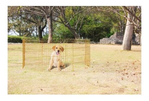 Corral Para Mascotas 8 Paneles 91x61cm C/u Mas Envio