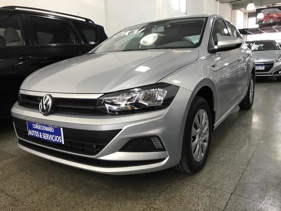 Volkswagen Nuevo Polo Trendline At 0km Anticipo Y Cuotas