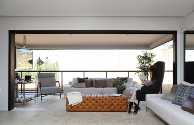 Apartamento Em Jardim Das Acácias, São Paulo/sp De 145m² 3 Quartos À Venda Por R$ 1.529.674,00 - Ap202736