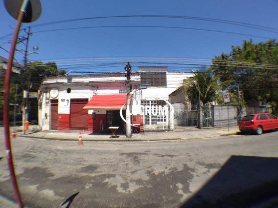 Loja Para Alugar, 120 M² - Vila Isabel - Rio De Janeiro/rj - Lo0044