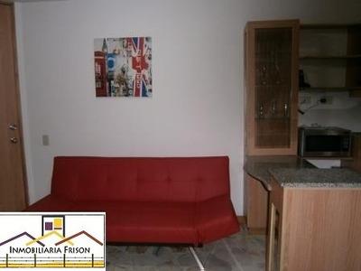 Alquiler De Apartamentos Amoblados En Laureles Cód. 6384