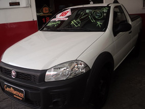 Fiat Strada 1.4 Hard Working Flex 2p 2018 37000 Km $38990,00