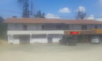 Hotel Restaurante En Venta Mesa 1.800m2- (1233)