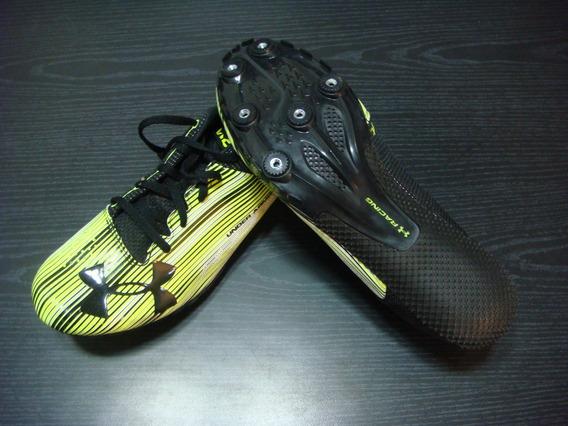 Zapatillas Clavos Atletismo Under Armour Talle 12 De Usa
