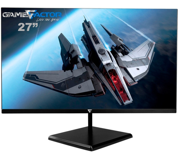 Monitor Gamer Game Factor Mg700 27 Quad Hd 144hz 1ms 3 Hdmi