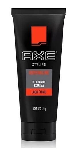 Axe Gel Adrenaline Fijación Extrema 170g Magistral Lacroze