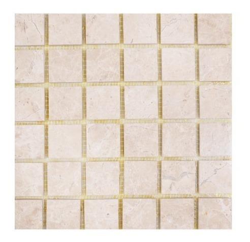 Mallas De Mosaico Marmol 30x30
