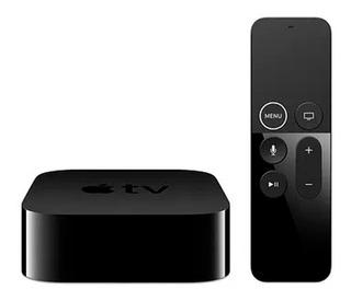 Apple Tv 4k Hdr 64gb- Garantia - Cuotas Sin Intres!