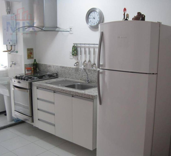 Apartamento Mobiliado Para Alugar Em Guarulhos, Sp - 2 Dorms. - Ap0259