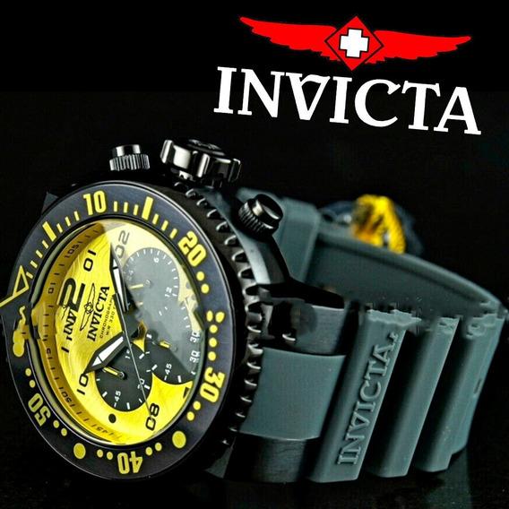Relógio Invicta Pro Diver 27246 Masculino 52mm Caixa Orig+nf