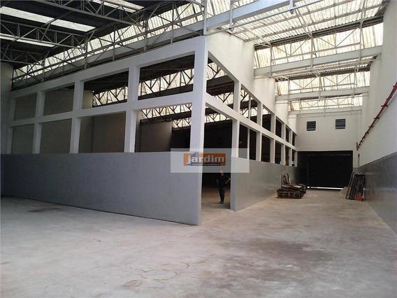 Galpão Comercial À Venda, Vila Oriental, Diadema. - Ga0001