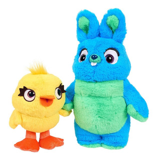 Toy Story 4 Peluches Ducky Bunny Perfumados Disney Original