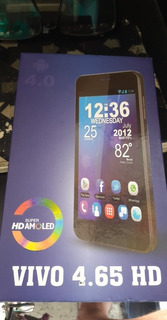 Celular Blu Vivo 4.65 Hd Amoled No Estado.