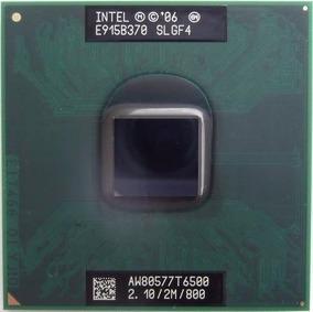 Processador Notebook Intel Core 2 Duo Slgf4 T6500 2m 800