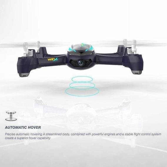 Drone Quadcopter Rtf Hubsan X4 Desire Pro Wifi Hd Camera Gps