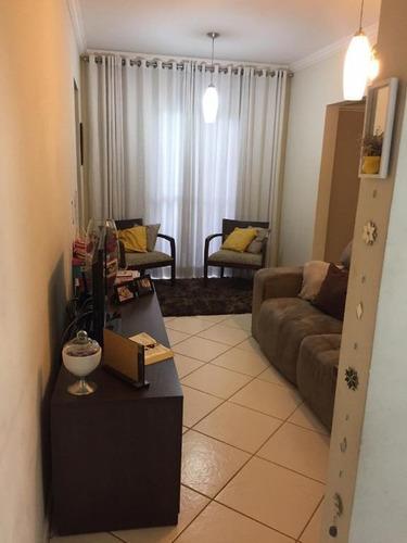 Imagem 1 de 15 de Apartamento À Venda, 65 M² Por R$ 259.900,00 - Jardim Pacaembu - Valinhos/sp - Ap17671