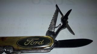 Antigo Canivete Ford Forauto