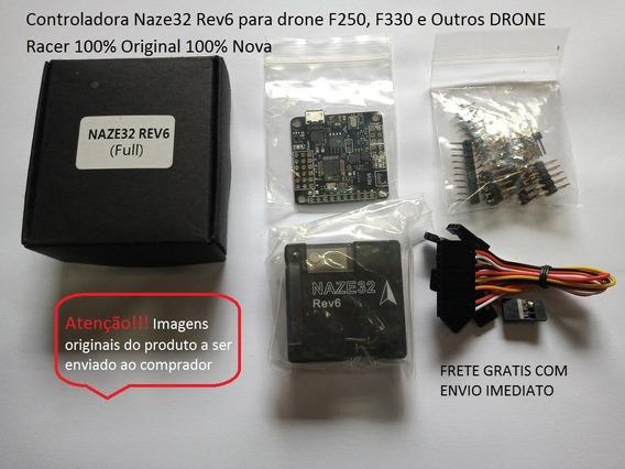 Controladora Naze32 Rev6 Para Drone F250, F330 E Outros Rc