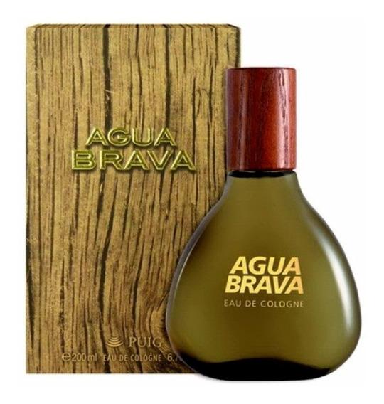 Perfume Importado Agua Brava Antonio Puig Edc 200ml Original