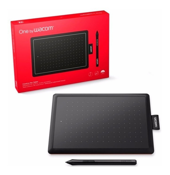 Tableta Digitalizadora Wacom Ctl-472 One By Intous Bambo Usb