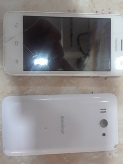 Huawei Y321 Con Tarjeta Logica Mala,para Repuesto