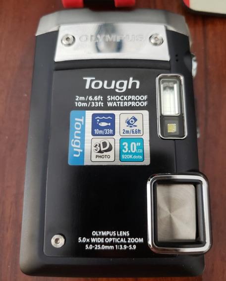 Câmera Olympus Tg 810 A Prova Dagua