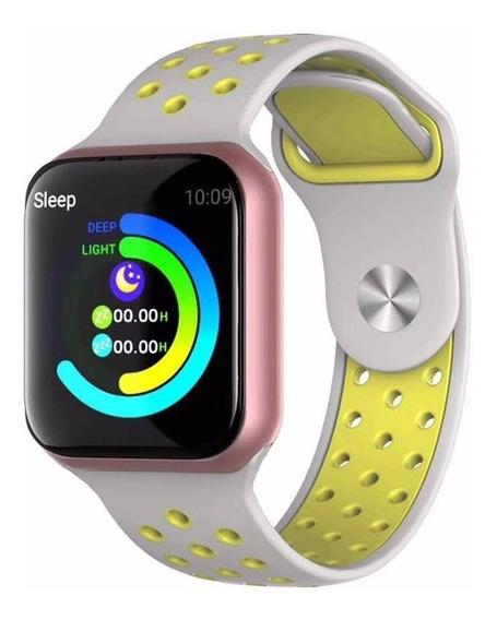 Reloj Inteligente Smartwatch F8 Original Metal Touch